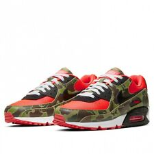 Nike Air Max 90 Duck Reverse Camo Infrared 2020 UK 10 US 11