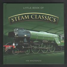 Steam Classics by Ian MacKenzie (Hardback, 2013)