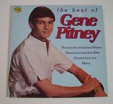 "Gene PITNEY ""The best of"" (Vinyle 33t / LP) 1981"