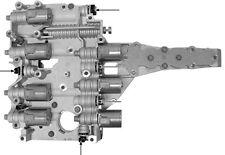 5R110W Transmission Vlalve Body Ford F-250 Superduty 03-04 V8 6.0  Diesel