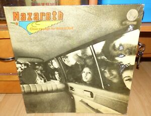 "Nazareth - ""Close Enough For Rock'nRoll"" (LP, 1976)"