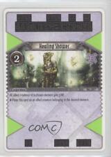 2007 The Eye of Judgement Battle Card Game Base #097 Healing Shower Gaming 2ic