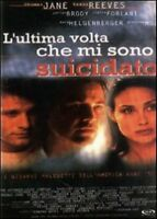 L' ultima volta che mi sono suicidato DVD NUOVO Sigillato Keanu Rives