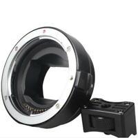 NI5L Commlite AF Adapter für Canon EOS EF EF-S Objektiv auf Sony NEX E-Mount