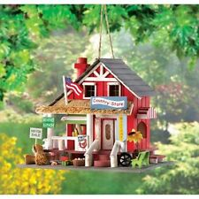 country store farmers market organic farm fairy garden Bird house birdhouse