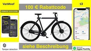 Vanmoof Referral Code 100€ Gutschein Rabattcode e Bike