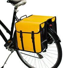 BikyBag Classic Waterproof Double Bicycle Pannier Bag Cycle Bike Shopping