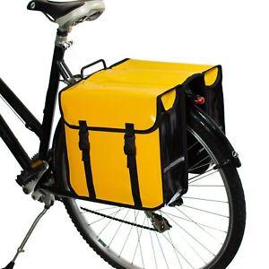 BikyBag Classic CW -  Waterproof Double Bicycle Pannier Bag Cycle Bike Shopping