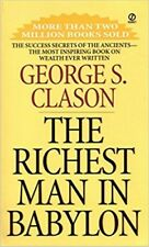 The Richest Man in Babylon by George S. Clason ~~ Audobook on MP3 Cd.. Free Ship