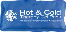 "Roscoe Hot & Cold Reusable Gel Pack 7.5"" x 11"", XL, Microwaveable Large Cervical"