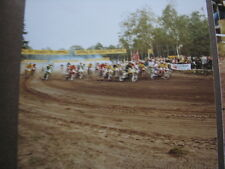 Photo Start 125cc Motocross Lochem (NED) 5 oktober 1980