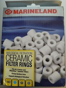 Marineland Biological Filtration Ceramic Filter Rings fits all C-Series