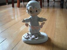 Precious Moments figurine, You Have Touched So Many Hearts, 1983