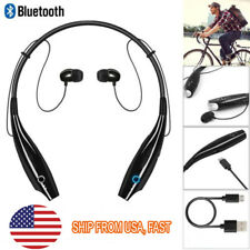 Wireless Bluetooth Headset Sports Stereo In- ear Earbuds for Android iOs Running