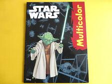 Malbuch für Kinder Disney Star Wars Yoda & co ca:32 Vorlagen ca:28x21cm