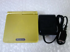 Console Game Boy Advance GBA SP Zelda Triforce Nintendo