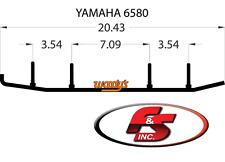 TYV4-6580-Yamaha Snowmobile Woodys Carbide Runner Wearbar Skag Trail Blazer IV