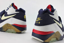 Nike Air Force 180 USA Dream Team Midnight Navy Red Size 10 2005' 310095 141