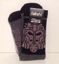 Fallout 3 / 4 / 76 - Bioworld Loot Crate Exclusive - Premium Power Armor Socks