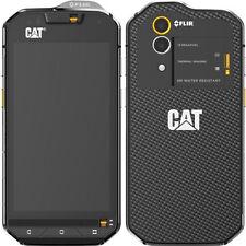 NUOVO CAT S60 DUAL SIM 32GB Android SIM Free / Sbloccato Smartphone Resistente-Nera