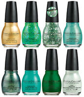 SINFUL COLORS Nail Polish LUCK OF THE STYLISH St. Patrick's Day *YOU CHOOSE* New