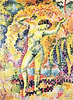 Painting Metzinger The Dance Giant Wall Canvas Art Print