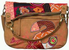 DESIGUAL Bolso S Patch - Bag - Sac - Tasche - New.