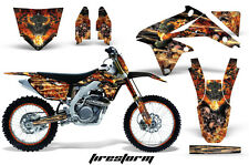 AMR Racing Suzuki RMZ450 Graphic Decals Number Plate Kit MX Stickers 08-15 FS K