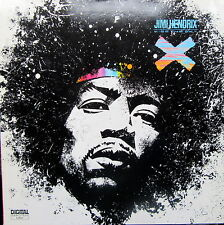 JIMI HENDRIX Kiss The Sky LP German Polydor Digital Master Mix 8237041 EX EX