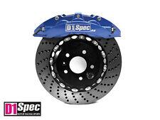 D1 Spec Front RS Big Brake 6Pot Caliper BLUE 355x32 Drill Disc for E46 M3