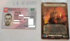 Kano, Dracai of Aether Promo HERO20-P FOIL Flesh and Blood TCG