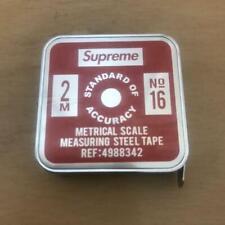 Supreme Tape Measure RED