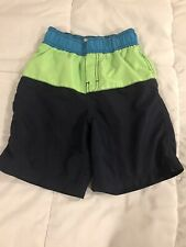 The Childrens Place Boys Size Small (5/6) Swim Shorts Trunks Lined