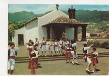 Funchal Madeira Bailinho da Madeira 1974 Postcard 159b