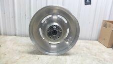 06 Harley Davidson VRSCD Night V Rod VRod Rear Back Rim Wheel