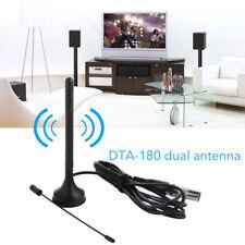 1pcs Mini DTA-180 HDTV Vertikale Doppelantenne DVB-T Signal Booster TV Receiver