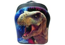 "Jurassic Park World Ragazzi 16 "" Full-Size Zaino W/Opzionale Isolato Pranzo Box"