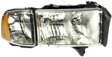 FIT 1999 -2002 DODGE RAM 1500-2500-3500 PASSENGER RIGHT FRONT HEADLIGHT ASSEMBLY