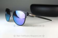 Gafas de sol polarizadas diecutter OO4137-0655 Con Satén Negro Violet Iridium