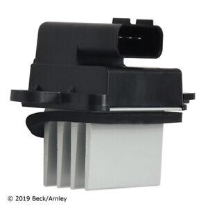 Beck Arnley 204-0097 Blower Motor Resistor