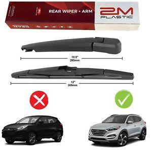Rear Wiper Arm Blade For Hyundai Tucson 2016-2017 (New Version) Tucson 2018-2020