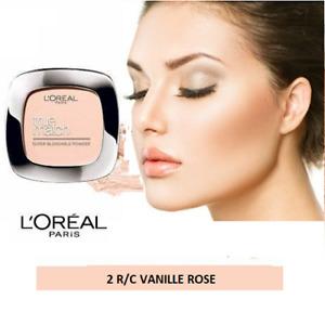 L'Oréal Paris Accord Parfait True Match Super Poudre  2 R/C Vanille Rose 9 g