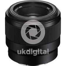 Sony FE 50mm F1.8 lens (SEL50F18F)