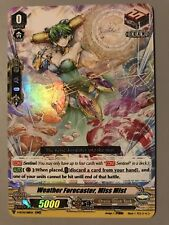 CARDFIGHT VANGUARD WEATHER FORECASTER MISS MIST (ORACLE THINK TANK) V-BT01 RR