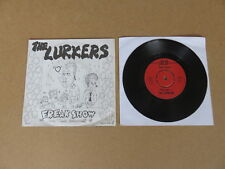 "THE LURKERS Freak Show BEGGARS BANQUET 7"" RARE 1977 ORIGINAL UK 1ST PRESSING"