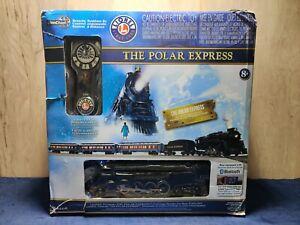 Lionel O Gauge The Polar Express Electric Train Set w/ Bluetooth