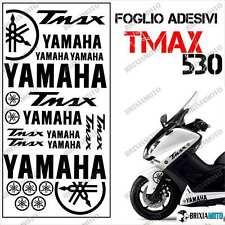 ETIQUETA ENGOMADA SET TMAX T MAX 530 SHEET PEGATINAS GRAPHICS BLACK CASCO