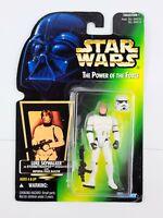 Star Wars POTF Luke as Stormtrooper Action Figure Kenner 1996