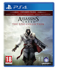 ASSASSIN'S CREED - THE EZIO COLLECTION PS4 VIDEOGIOCO ITALIANO PLAY STATION 4