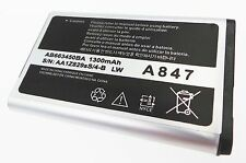 NEW Replacement BATTERY SAMSUNG A847 RUGBY 2 II RUGBY 3 III A997 AT&T 1300mAh US